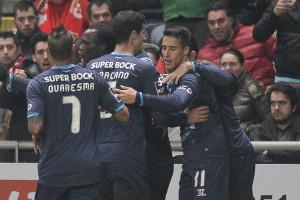 FC Porto cumpre missão e vence em Braga, pressionando Benfica