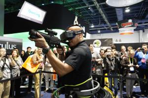 Conjunto completo Oculus Rift custará mais de mil euros