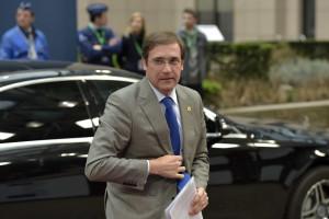 Passos já enviou propostas a Bruxelas sobre a zona euro