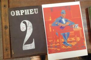 Exposições assinalam centenário de Orpheu na Feira do Livro