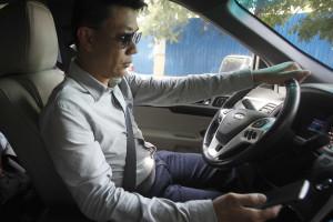 Câmara evita que condutores adormeçam ao volante