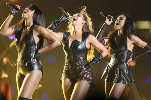 Destiny's Child atuam de surpresa em cerimónia