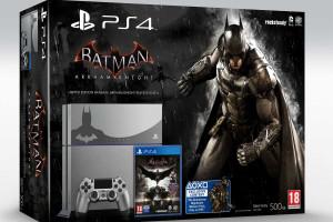 PS4 lançada em versão Batman