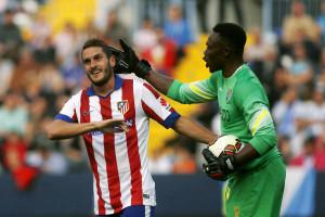 Atlético vence e aproxima-se do Real no campeonato espanhol