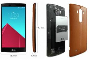 LG desvenda oficialmente novo smartphone