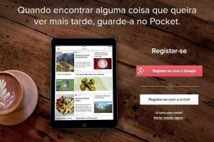 Pocket pode agora ser usado em todos os dispositivos
