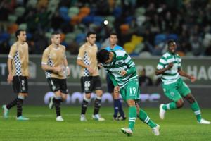 Zé Manuel consegue estabelecer o empate em Alvalade