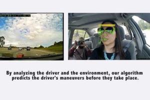 Nova tecnologia antevê manobras de condutores