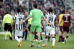 Juventus perde no dérbi de Turim 20 anos depois