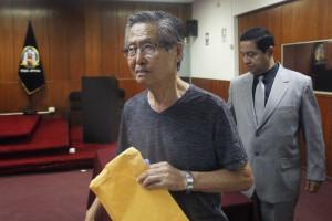 Ex-presidente Alberto Fujimori transferido da prisão para clínica
