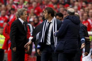 Jesus e Lopetegui poderão disputar lugar no AC Milan