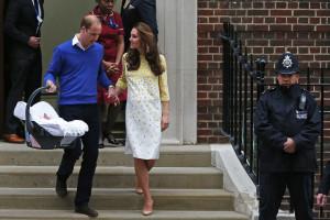 Kate e William já deixaram o Palácio de Kensington