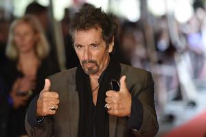 Al Pacino diz que foi salvo por um professor