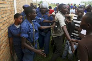 Oposição suspende diálogo com o Burundi após morte de opositor