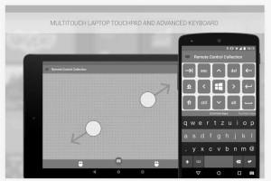 Esta app transformará o seu smartphone num rato e teclado