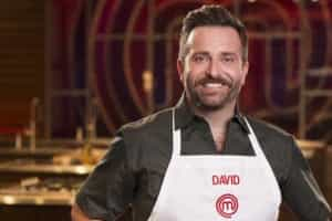 David, o luso-descendente na final do Masterchef do Canadá