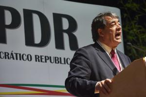 Eleição no PDR adiada por falta de condições