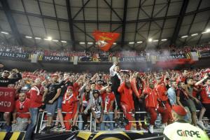 Benfica conquista 75.º troféu e deixa FC Porto para trás