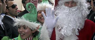 Santa Maria da Feira vira Terra dos Sonhos e recebe 'Grande Parada do Pai Natal'