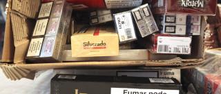 Maço de cigarros vai ficar sete cêntimos mais caro