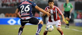 Futebolista argentino Diego Barisone morre em acidente de viação