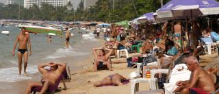 Espanhol encontrado morto em hotel na Tailândia