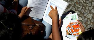 Resultados da segunda fase dos exames nacionais afixados hoje