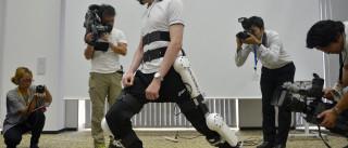 Japão aprova uso médico de armadura robótica
