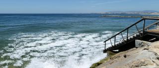 Governo apresenta candidatura para travar erosão costeira