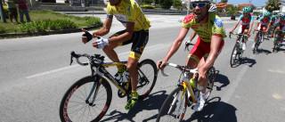 UCI permite aumento para nove dos ciclistas inscritos