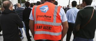 """Trabalhadores da Groundforce marcham contra """"postura de desrespeito"""""""