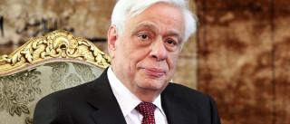 Presidente grego apela à união