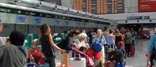 Aeroporto de Roma reabre ao tráfego aéreo após incêndio