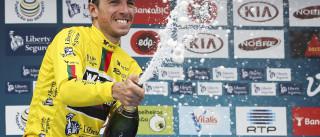 Larouco testa amarela de Gaetan Bille na segunda etapa