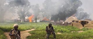 Exército nigeriano anuncia resgate de 178 reféns do Boko Haram