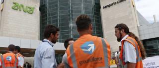 Trabalhadores da Groundforce ratificam hoje greve para fim de semana