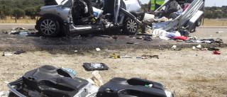Português sobrevivente do acidente permanece nos Cuidados Intensivos