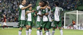 Sporting é cabeça de série no play-off da Liga dos Campeões