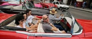 Cuba com mais de 250 mil estrangeiros em julho