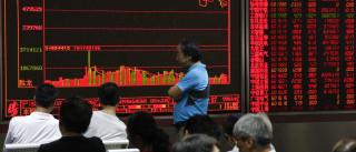 China investiga 22 casos de irregularidades na crise bolsista
