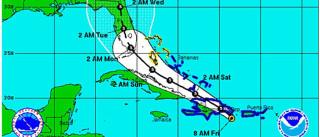 Florida em estado de emergência devido a tempestade tropical