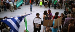 Cordão humano contra concessão da STCP/Metro do Porto