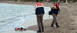 Polícia turca prende quatro traficantes após morte de criança síria