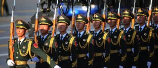 """China """"nunca vai infligir os sofrimentos passados a outras nações"""""""