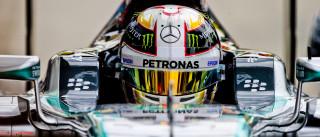 Lewis Hamilton garante 'pole position' para o GP de Itália