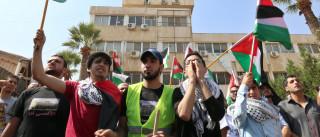 Polícia abateu palestiniano que matou dois israelitas