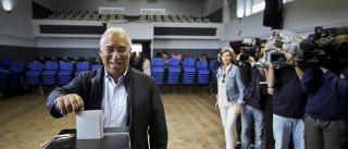 """António Costa salienta """"importância"""" da participação eleitoral"""