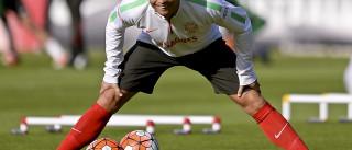 Portugal está a um empate do apuramento, mas vitória é o objetivo