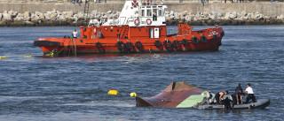 Naufrágio/Figueira da Foz: Comunidade portuária acusa Autoridade Marítima de