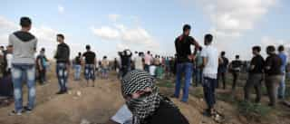 Dois jovens palestinianos mortos em Gaza por disparos israelitas